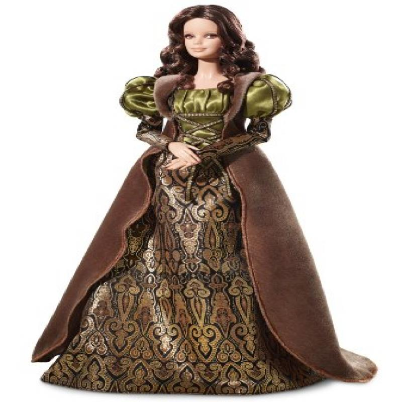Barbie Collector Pink Label The Museum Collection Leonardo da Vinci Inspired Barbie Doll