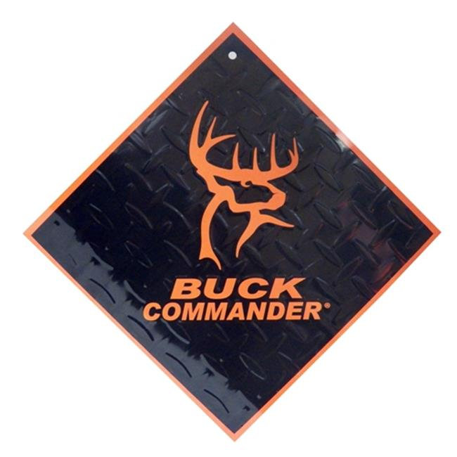 Buck Commander BC-SIGN New 12 inch X 12 inch Bc Wall Sign