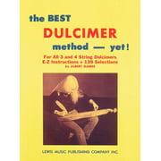 Dulcimer: The Best Dulcimer Method Yet (Paperback)