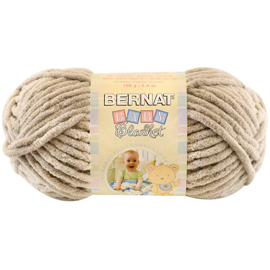 Bernat Baby Blanket Small Ball Yarn