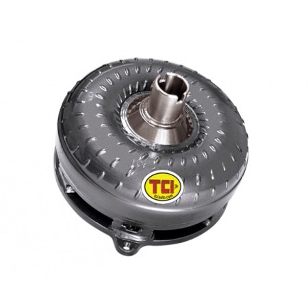 TCI Street Fighter Torque Converter 10 in 3000-3400 Stall 700R4/4L60E P/N (3000 Stall Converter)