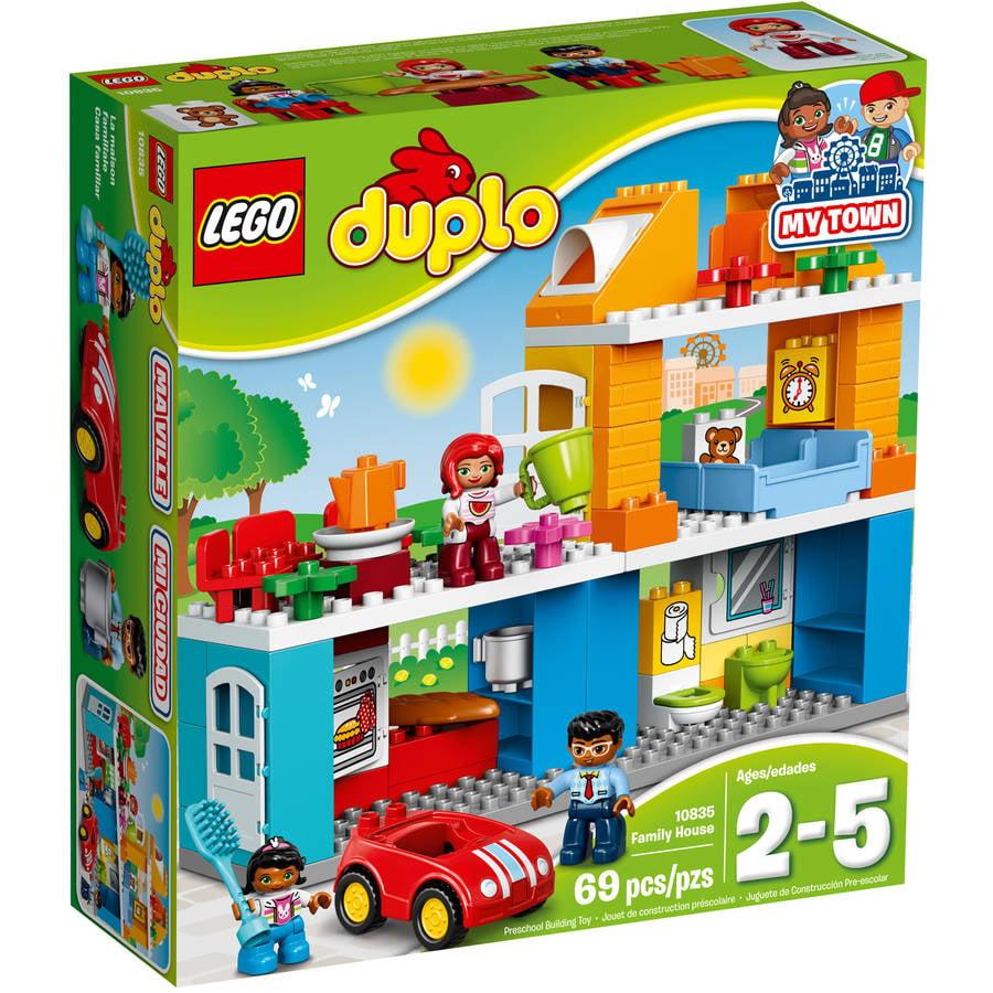 LEGO DUPLO Family House 10835