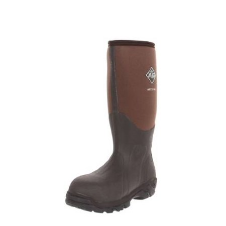 Muck Boot Arctic Pro Bark Waterproof Flexible Rubber Hunting Boots Brown M10/W11 US