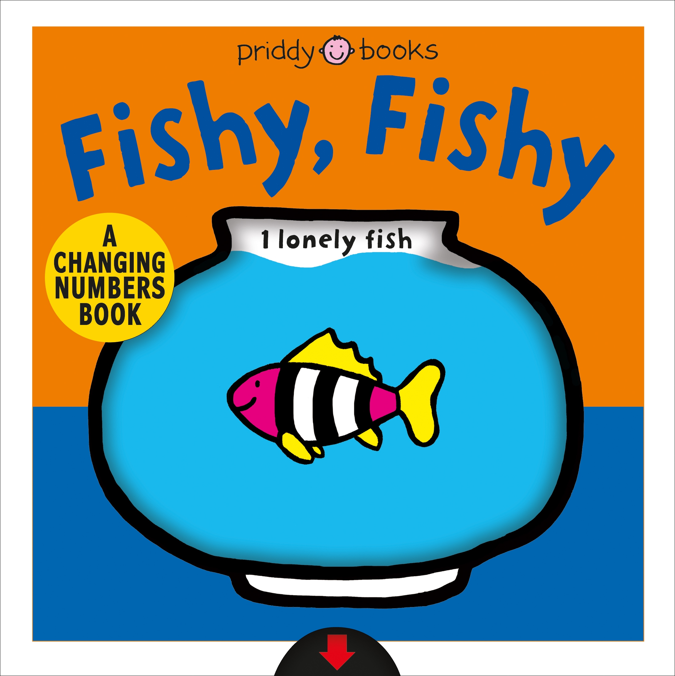 Fishy Fishy: A Changing Picture Book