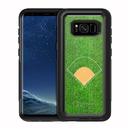 new products 808a6 aeb7f Otterbox Commuter Samsung Galaxy S8 Plus Case - Baseball Field Case ...