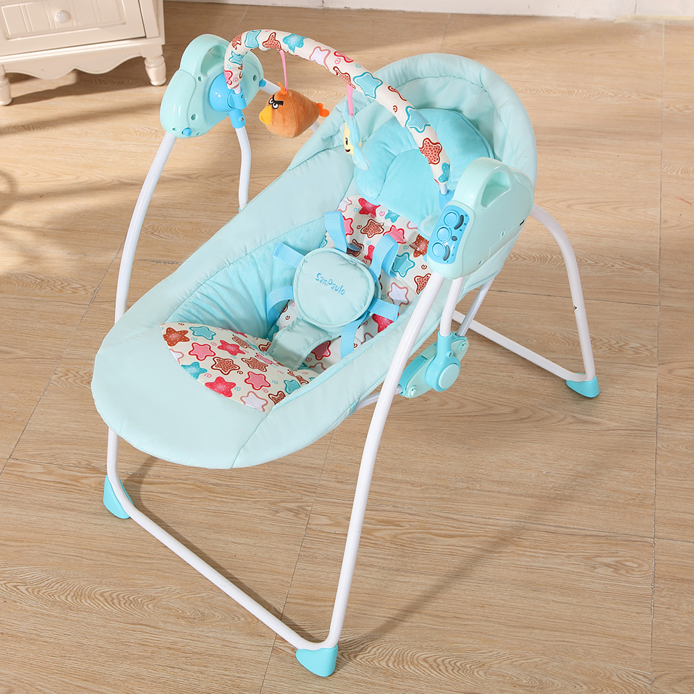 Superb Electric Baby Cradle Swing Rocking Remote Controller Chair Pdpeps Interior Chair Design Pdpepsorg