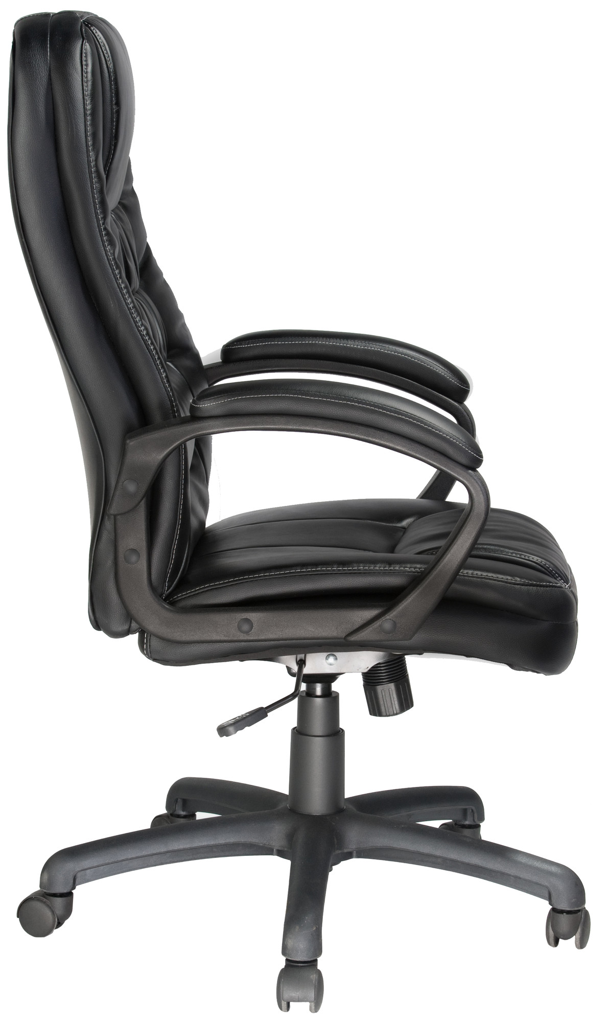 Soft Touch Highback Leather Executive Chair Walmart