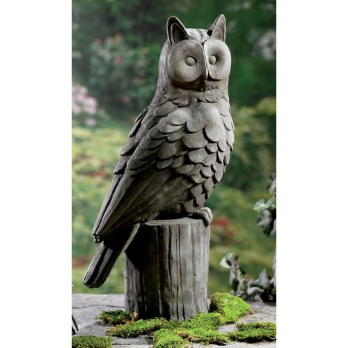 Kindwer Owl Garden Statue