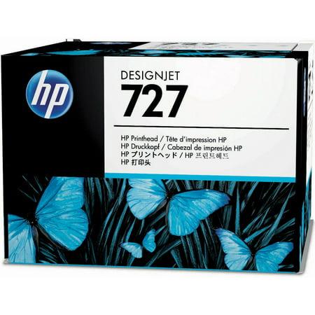 1 X Printhead - HP, HEWB3P06A, 727 Printhead Cartridge, 1 Each
