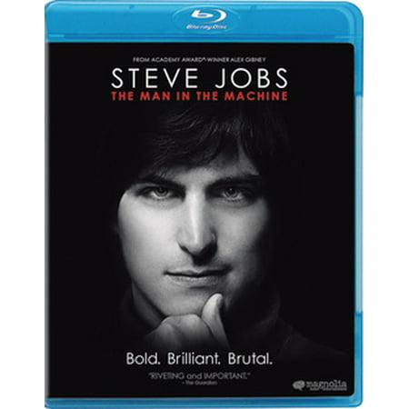 Steve Jobs: The Man in the Machine (Blu-ray) - City Of Kissimmee Jobs