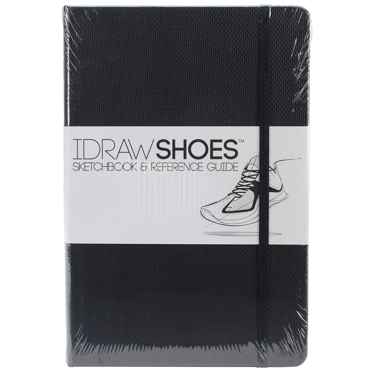 IDRAW Shoes Sketchbook & Reference Guide-Black