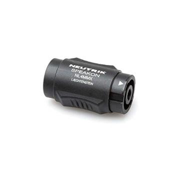 Neutrik Adapter - neutrik nl4mmx speakeron coupler adapter
