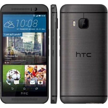 HTC one M9 Gunmetal Gray 32 GB Verizon (Certified Refurbished) ()
