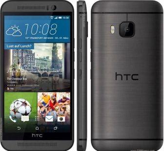 HTC one M9 Gunmetal Gray 32 GB Verizon (Certified Refurbished)
