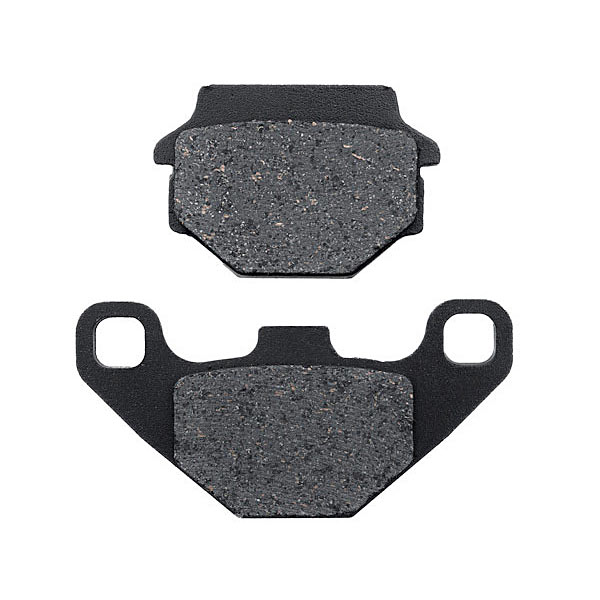 KMG 1989 KTM EXC 125 Brembo Calipers Front Non-Metallic Organic NAO Disc Brake Pads Set