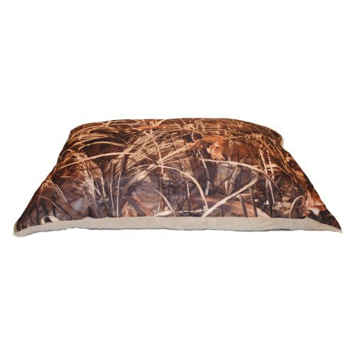 Brinkmann Camouflage & Sherpa Pet Bed