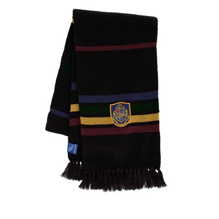 Harry Potter Hogwarts Black Scarf Costume - Hogwarts Costumes