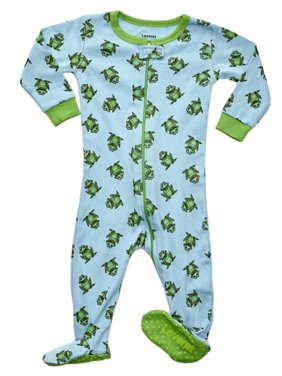 9736b8ee02 Product Image Leveret Baby Boys Footed Sleeper Pajama 100% Cotton (Size  6M-5 Years)