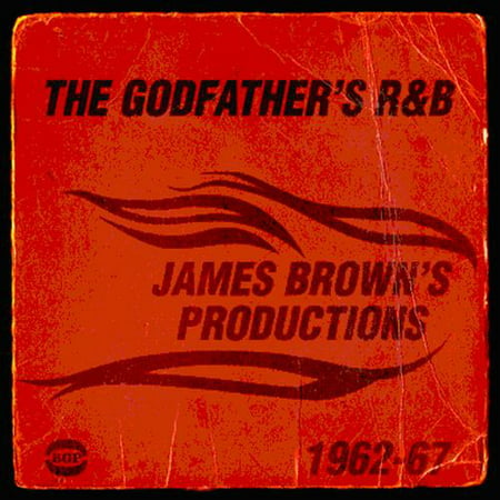 Production Vinyl (The Godfather's R&B: James Brown's Productions 1962-67 (CD))
