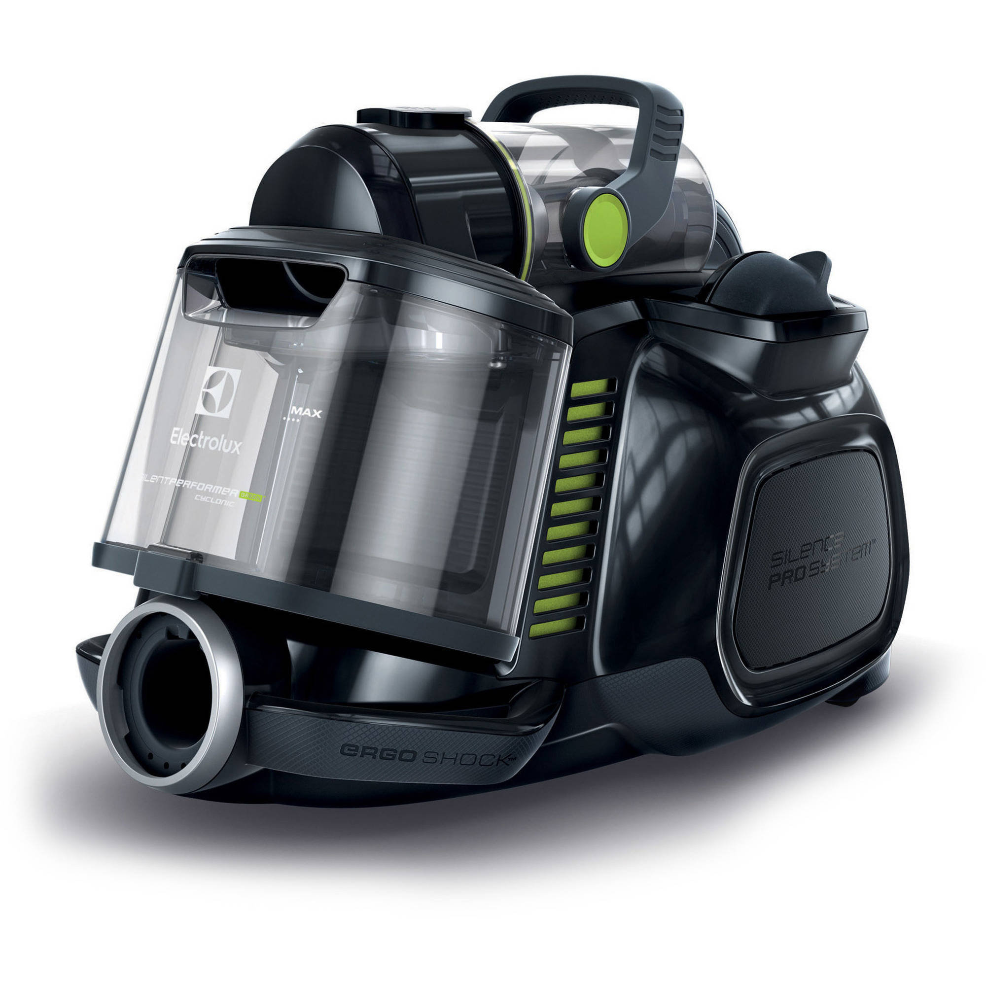 Electrolux Silent Performer Bagless Canister HEPA Vacuum, EL4021A