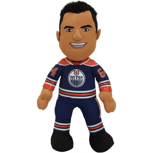 "Nail Yakupov Edmonton Oilers 14"" Player Plush Doll - No Size"