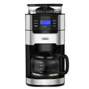 Best Coffee Machines - Gevi Grind and Brew Coffee Maker, 10-Cup Coffee Review