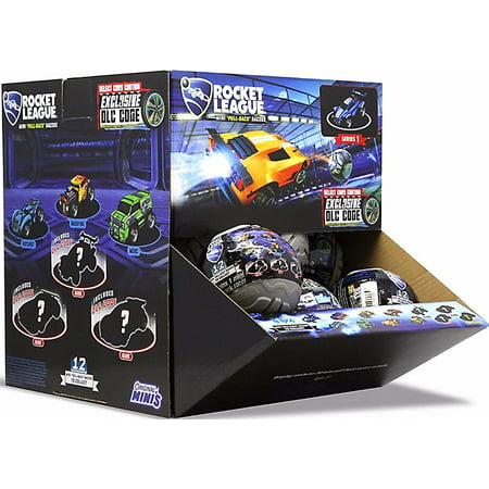 Pullback Racer Rocket League Mystery Box [20 Packs]](Rocket Usa Toys)