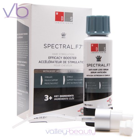 DS Laboratories Spectral F7, 60ml High Performance Hair Growth Stimulating