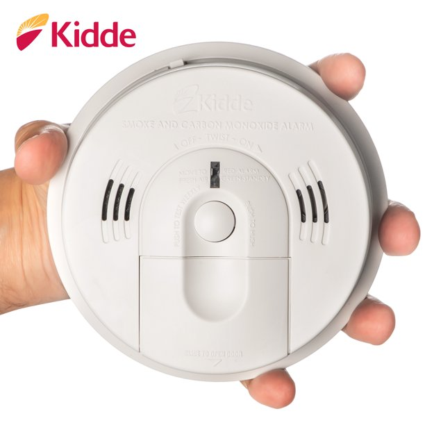 Kidde Intelligent Battery Operated Smoke Amp Carbon Monoxide