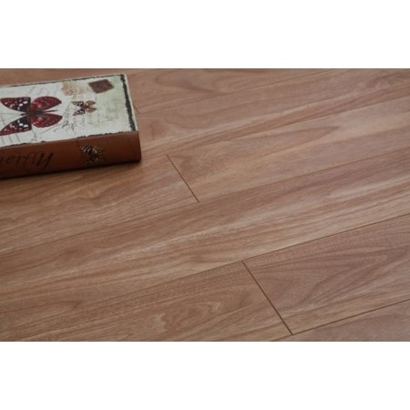 Dekorman 12mm thickness Cottage collection #1235H 1215mmx126mm AC3, CARB2 EIR Laminate Flooring - Natural Walnut