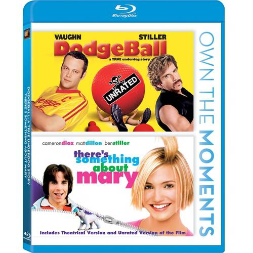 Dodgeball / Theres Something About Mary (Blu-ray) (Widescreen)