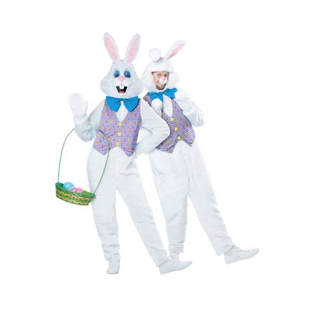 Classic Easter Bunny Adult Costume - Bunny Adult Costumes