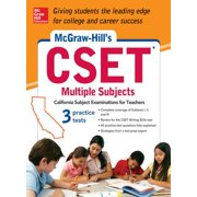 McGraw-Hill's CSET Multiple Subjects - eBook