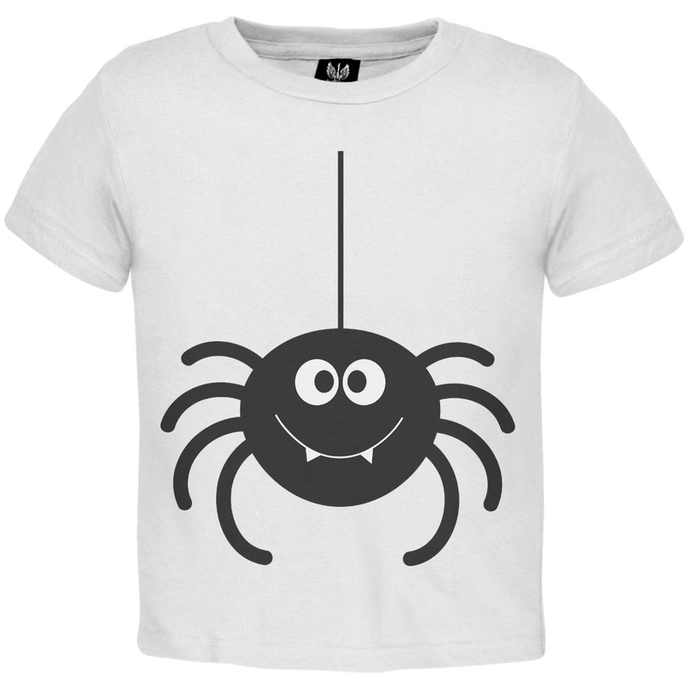 Halloween Cute Spider Toddler T-Shirt