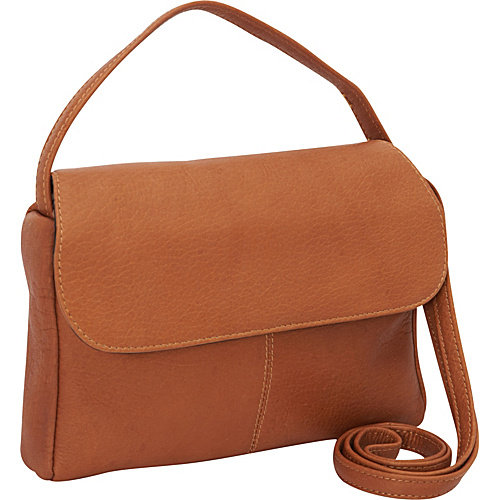 David King & Co. Front Flap Crossbody