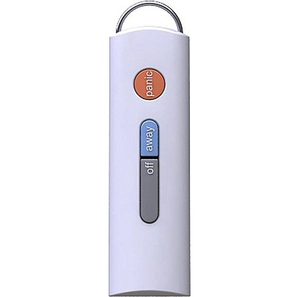 Simplisafe Simplisafe Extra Replacement Keychain Remote Walmart Com Walmart Com