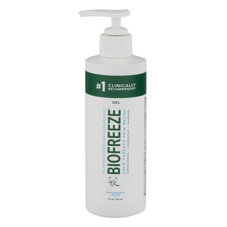 - BIOFREEZE Pain Relief Pump, 8 Oz