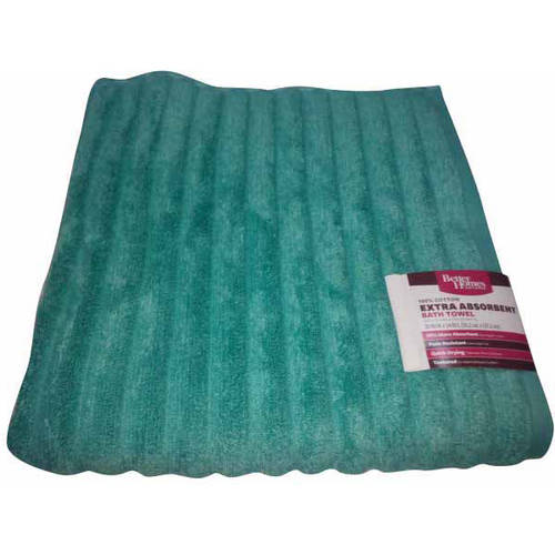Better Homes and Gardens Extra-Absorbent Textured Towel Collection
