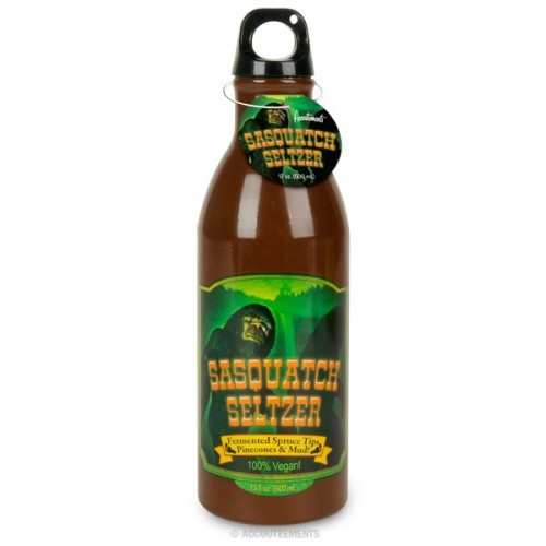 Sasquatch Seltzer Water Bottle by Accoutrements - 12054