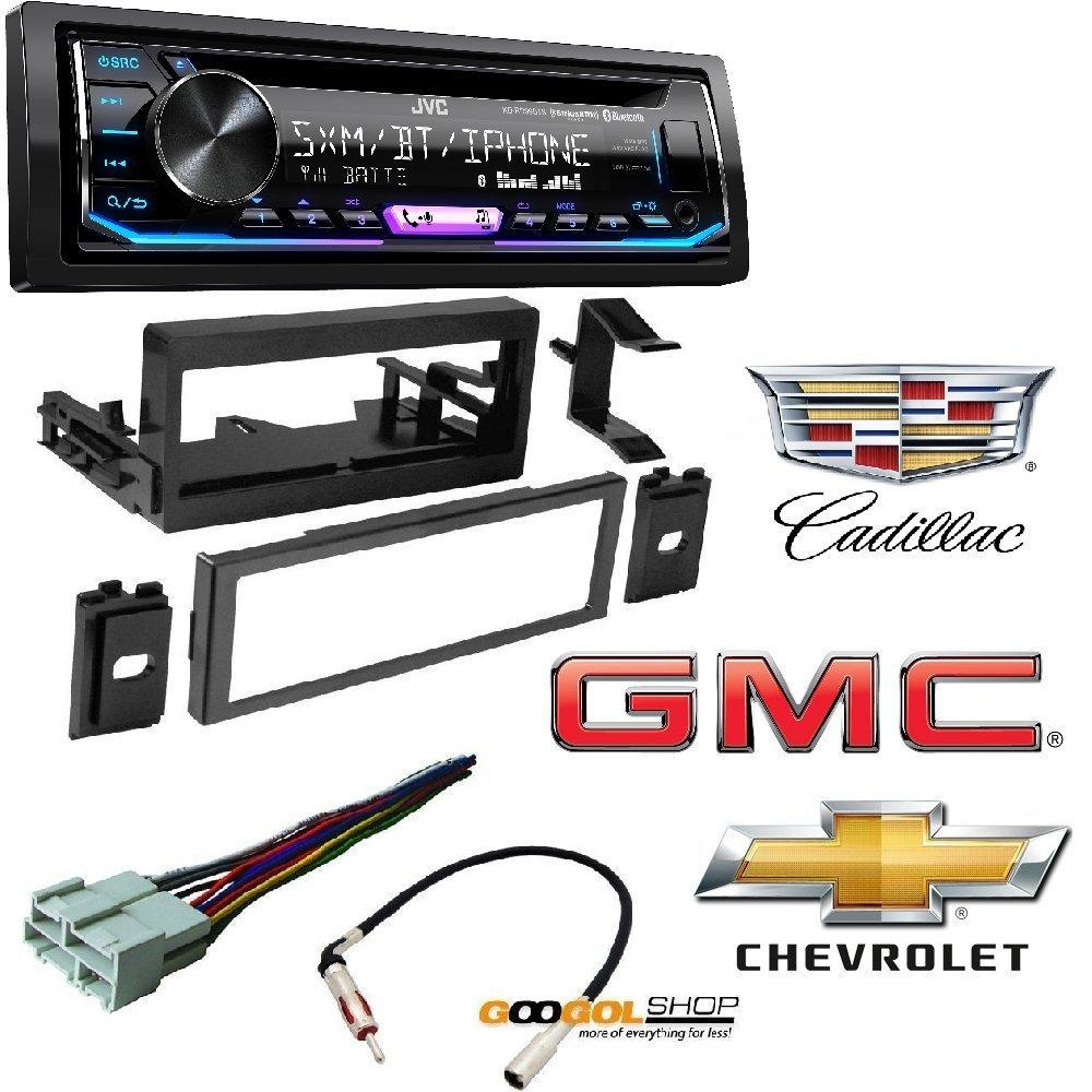 2002 Chevy Silverado Radio Installation