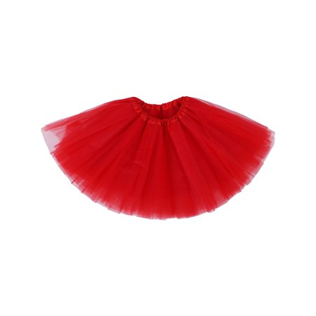 Girl Cute Tulle Dance Tutu Skirt for Dress Up & Fairy - Tulle For Tutu