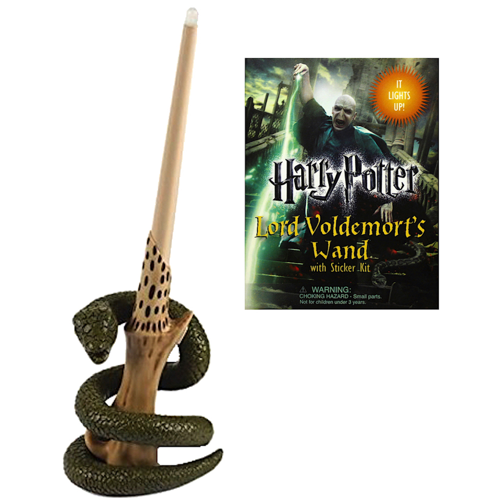 Wand of Deliux with Stand