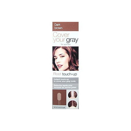 Cover Your Gray Root Touch-Up (mini box) Black