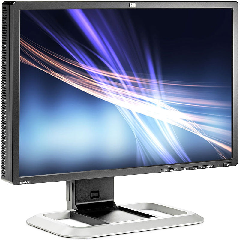 Refurbished HP LP2475W 1920 x 1200 Resolution 24