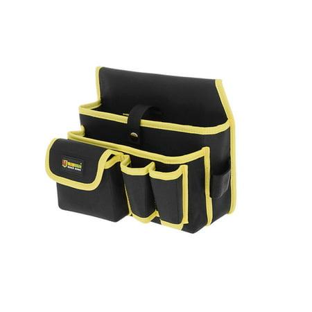 Professional Canvas 14 Tool Pockets, Fully Adjustable Waterproof Work Belt - image 4 of 4