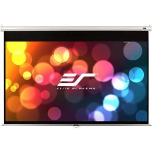Elite Screens 120IN DIAG M120XWH2-E24 MANUAL WALL CEILING...