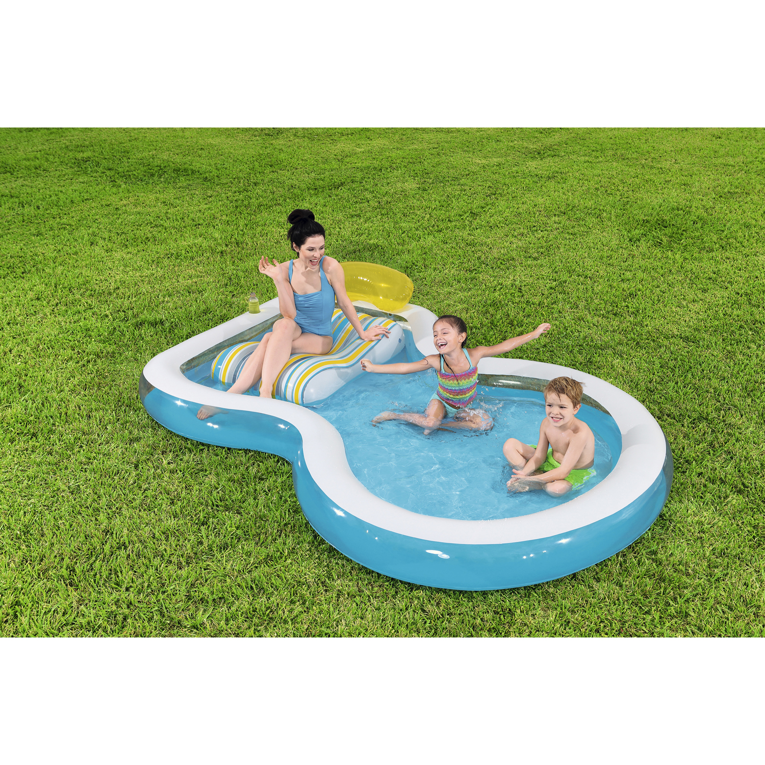 H2OGO! Staycation Inflatable P...
