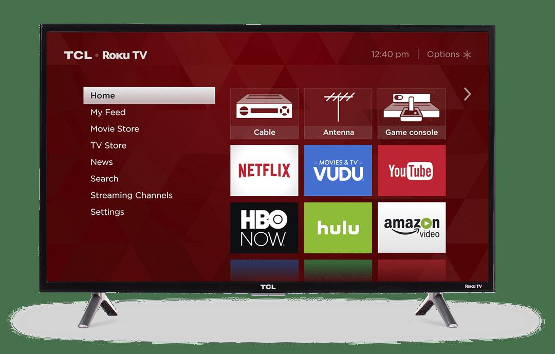 "TCL 32"" Class HD (720P) Roku Smart LED TV (32S305)"
