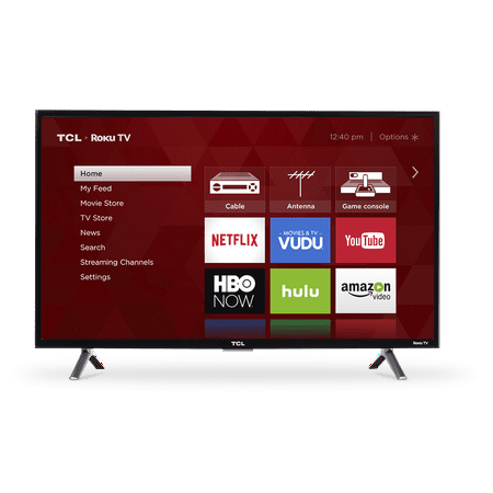 "TCL 32"" Class HD (720P) Roku Smart LED TV (32S305)"