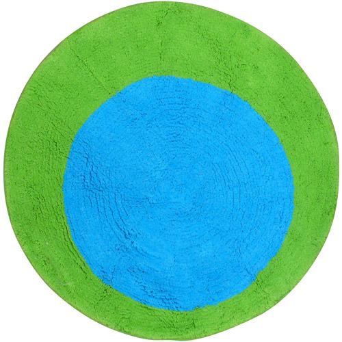 Allure Frisbee Bath Rug